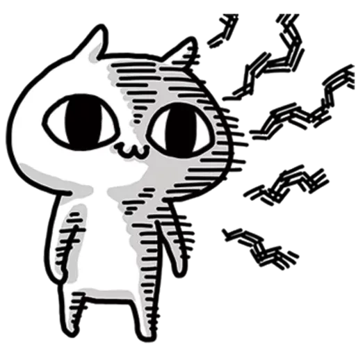 Cat love - Sticker 21