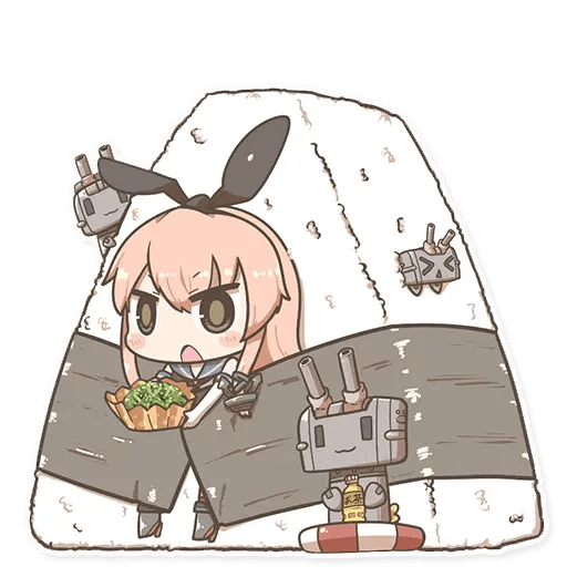 Kancolle - Sticker 4