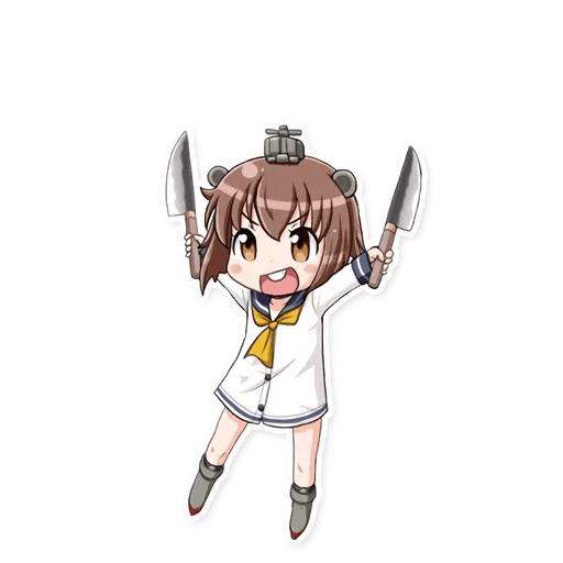 Kancolle - Sticker 2