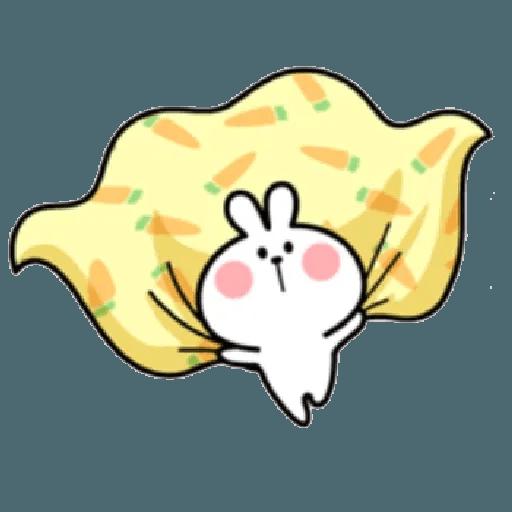 Spoiled rabbit 12 - Sticker 26