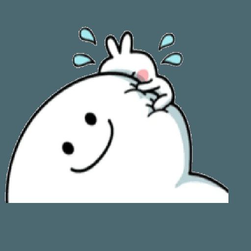 Spoiled rabbit 12 - Sticker 17