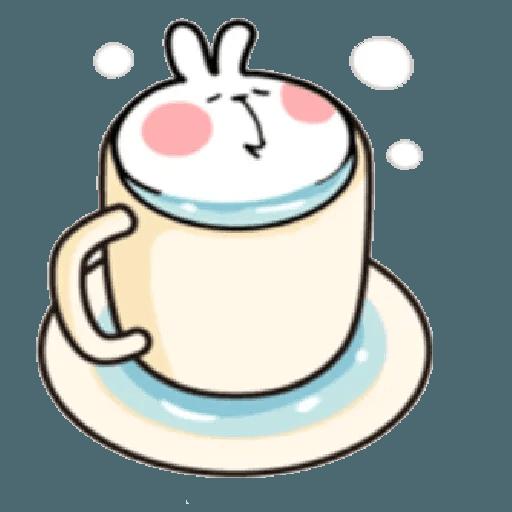 Spoiled rabbit 12 - Sticker 25