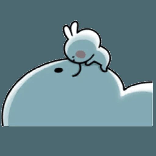 Spoiled rabbit 12 - Sticker 19