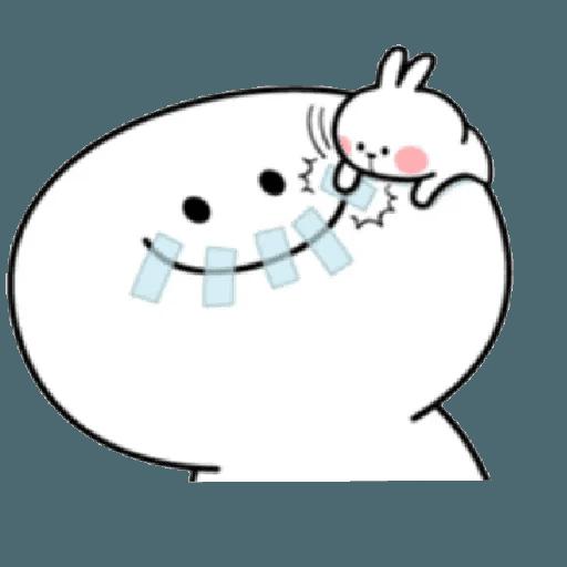 Spoiled rabbit 12 - Sticker 14