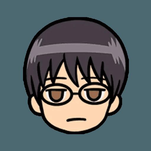 gintama icon - Sticker 23