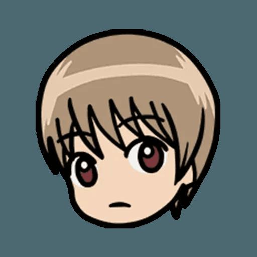 gintama icon - Sticker 11