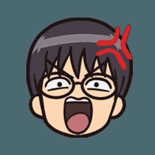 gintama icon - Sticker 24