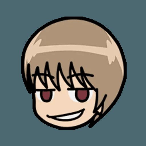 gintama icon - Sticker 9