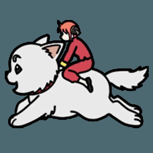 gintama icon - Sticker 18