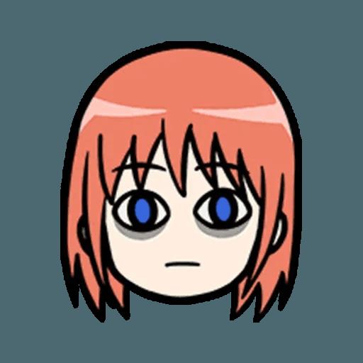 gintama icon - Sticker 7