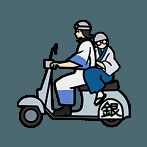 gintama icon - Sticker 19
