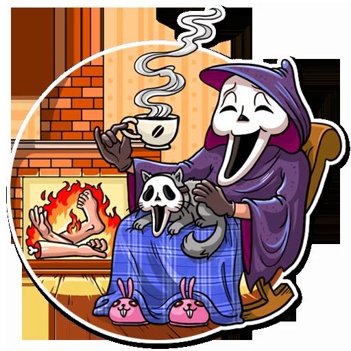 Scream - Sticker 22