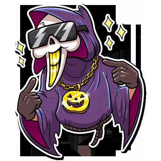 Scream - Sticker 8
