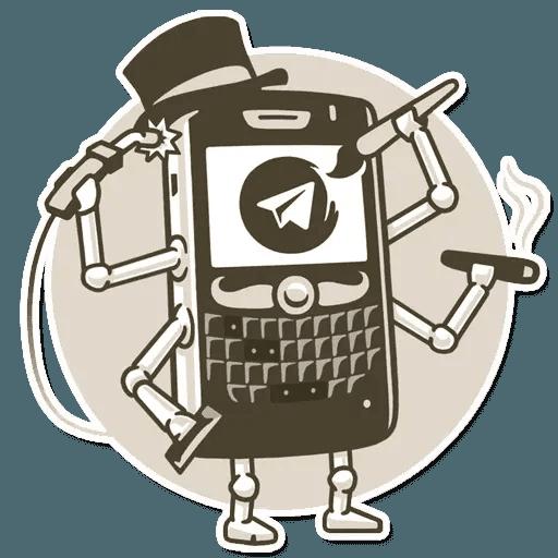 Telegram - Sticker 12