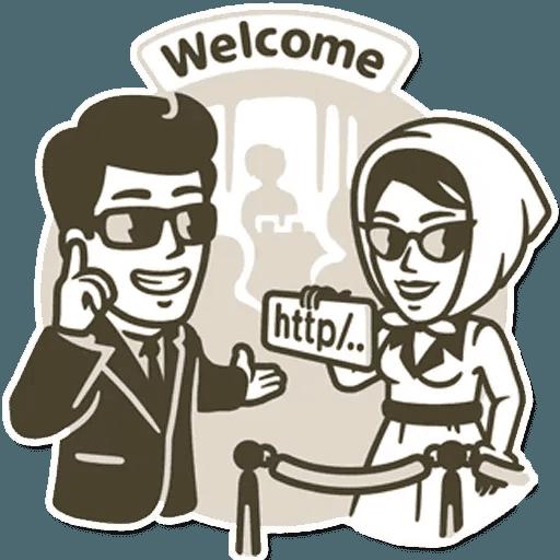 Telegram - Sticker 5