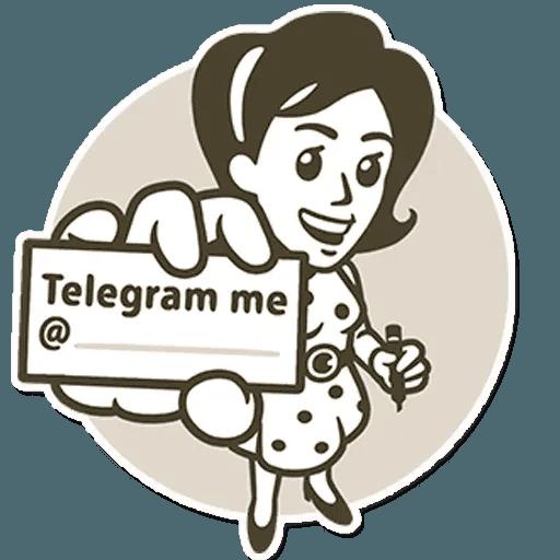 Telegram - Sticker 10