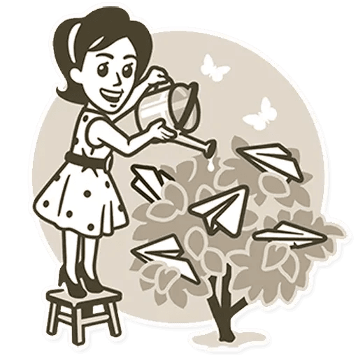 Telegram - Sticker 7