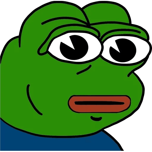 Bigeyepepe2 - Sticker 4
