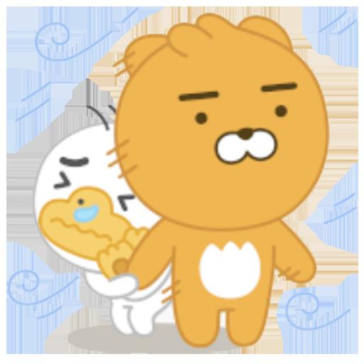 Little Ryan - Sticker 12