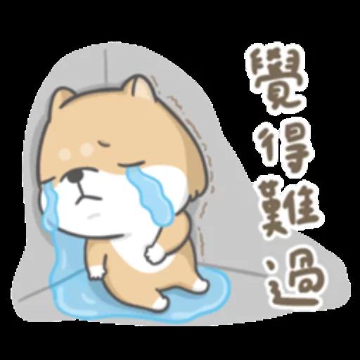 Shiba - Sticker 21