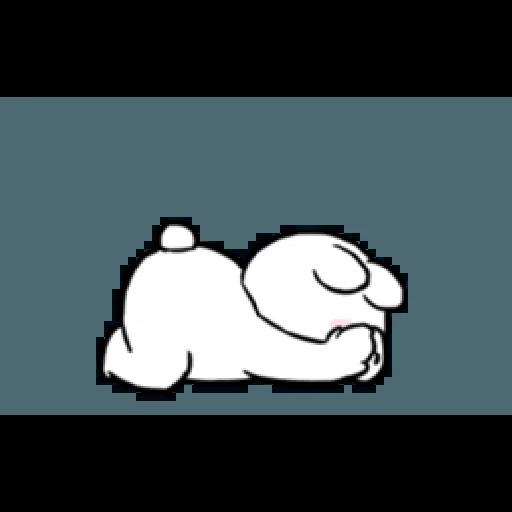 Extremely rabbit - burst of passion - Sticker 9