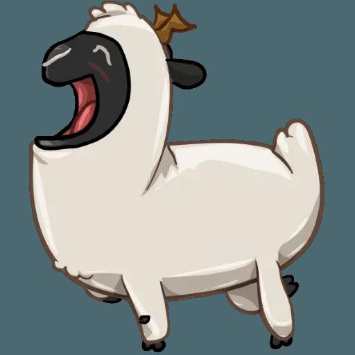 Sheep - Sticker 30