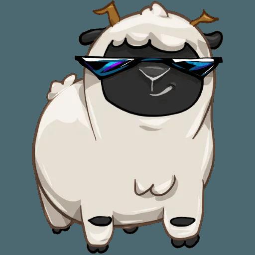 Sheep - Sticker 9