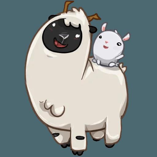 Sheep - Sticker 16