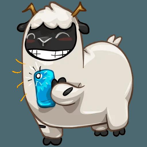 Sheep - Sticker 24