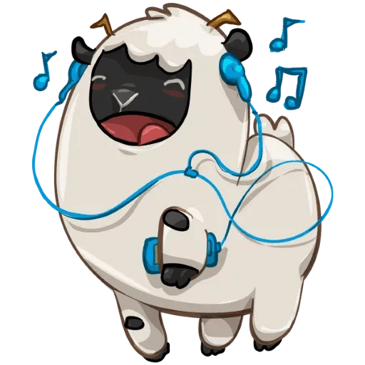 Sheep - Sticker 23