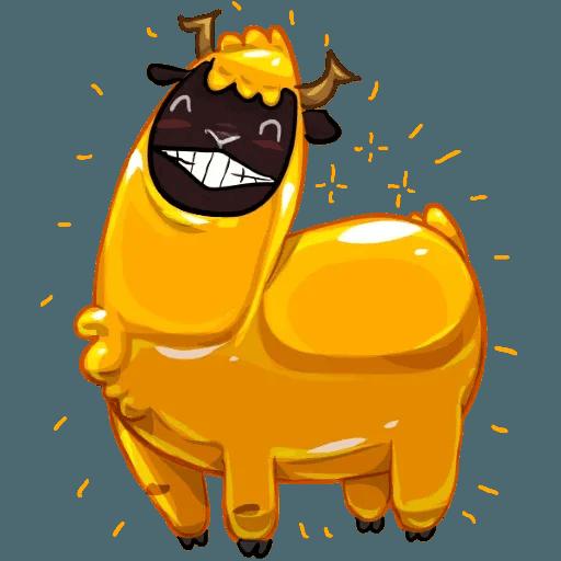Sheep - Sticker 18
