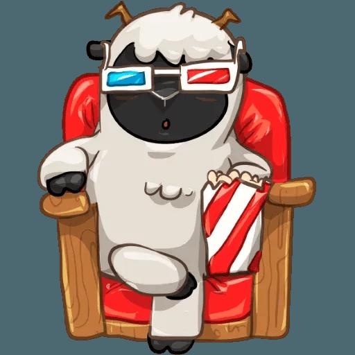 Sheep - Sticker 17