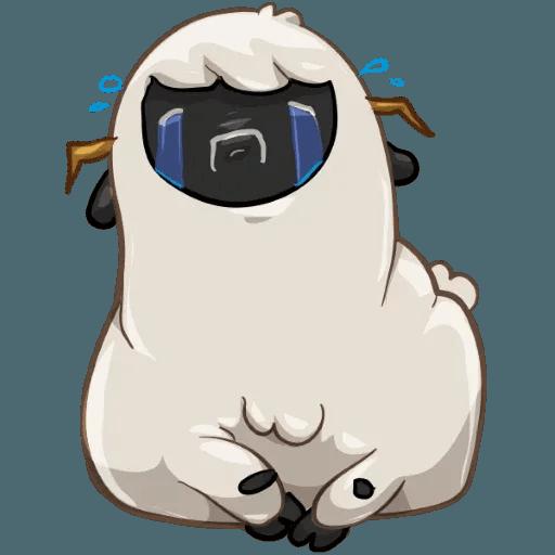 Sheep - Sticker 2