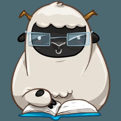 Sheep - Sticker 21