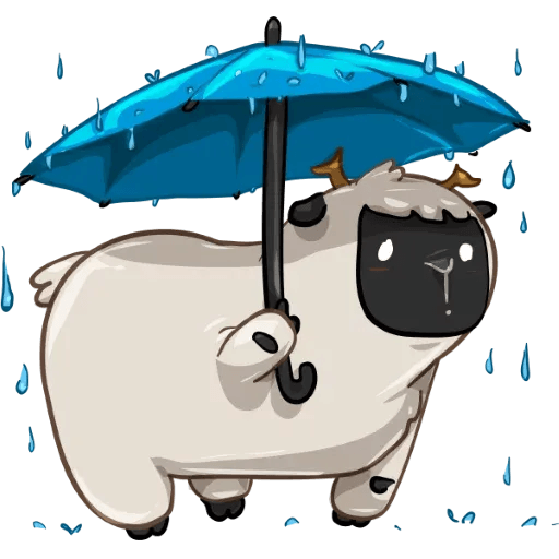 Sheep - Sticker 13