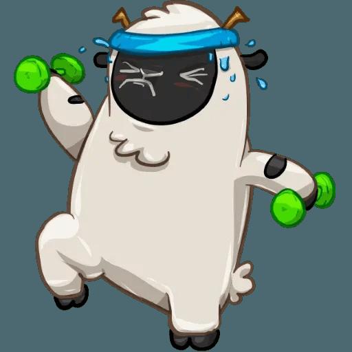 Sheep - Sticker 19