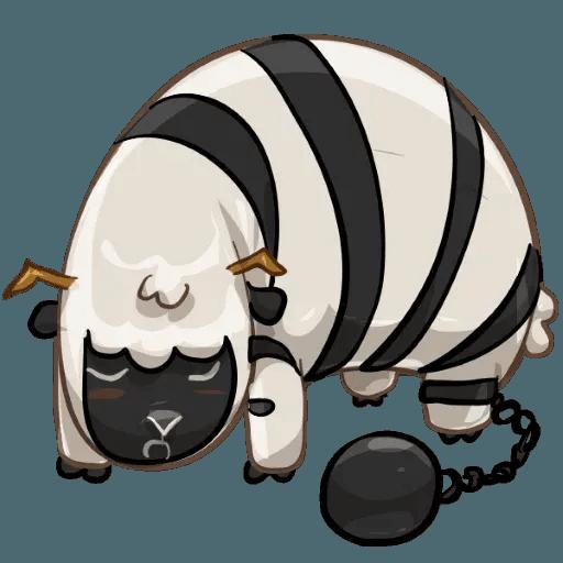 Sheep - Sticker 15