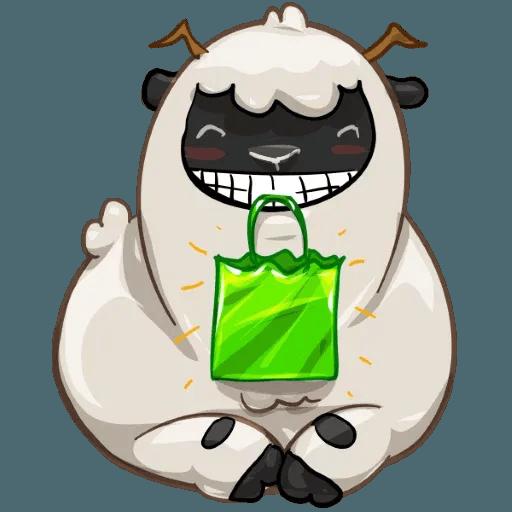 Sheep - Sticker 29