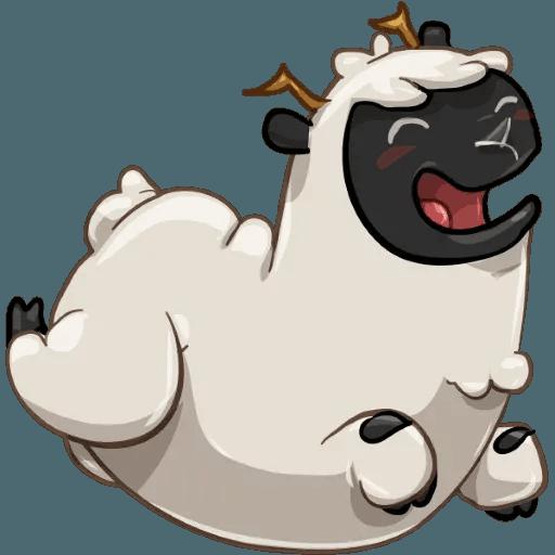 Sheep - Sticker 4