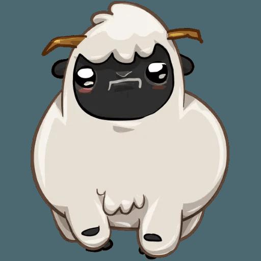 Sheep - Sticker 10