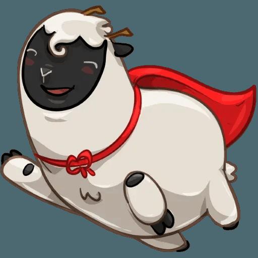 Sheep - Sticker 6