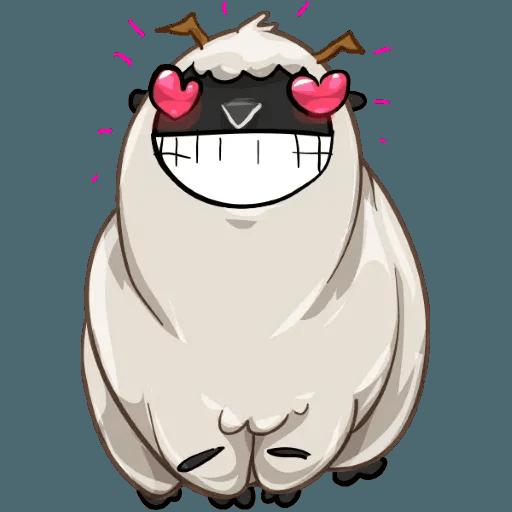 Sheep - Sticker 22