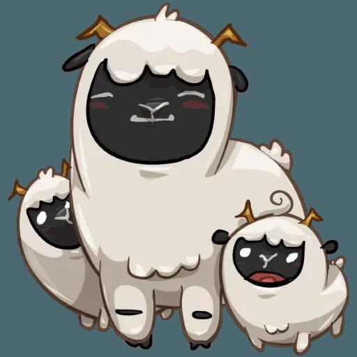 Sheep - Sticker 20