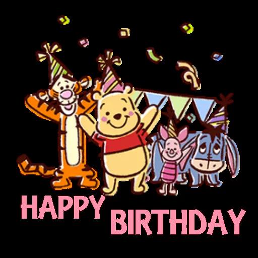 Pooh4 - Sticker 29