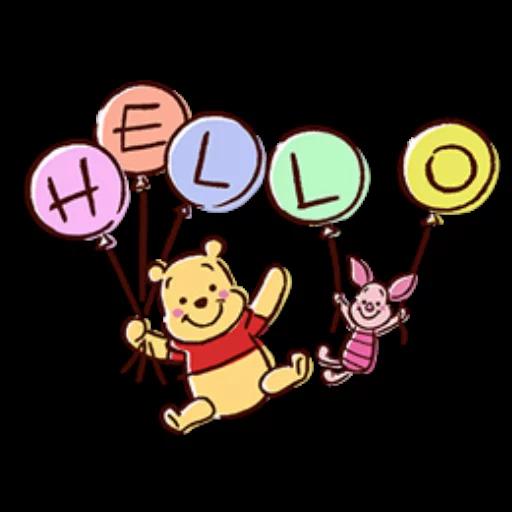 Pooh4 - Sticker 24