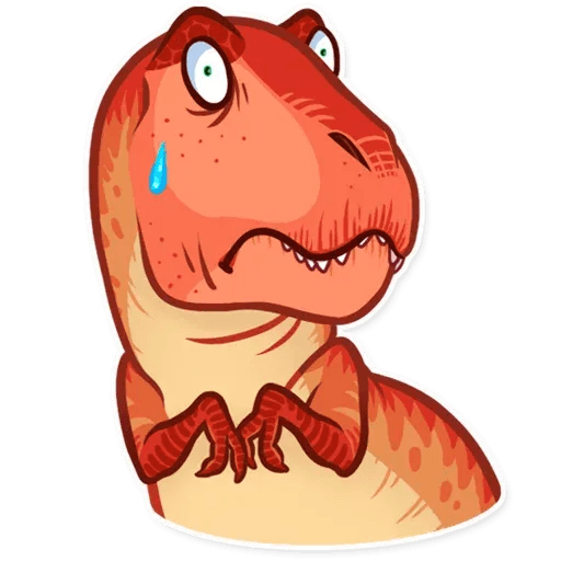 Dinosaurs - Sticker 29
