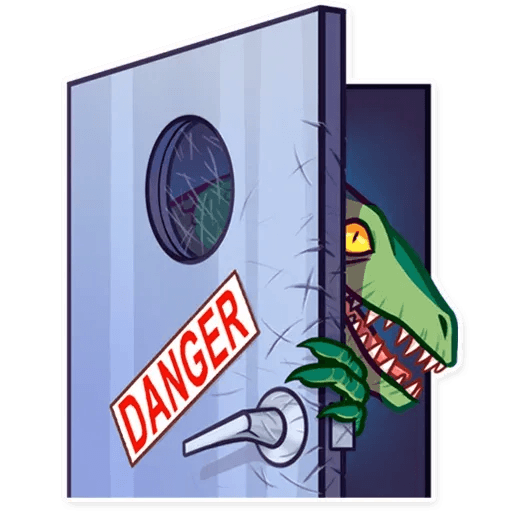 Dinosaurs - Sticker 20