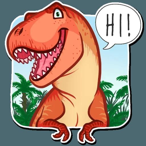Dinosaurs - Sticker 5