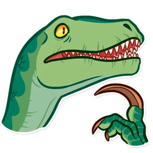 Dinosaurs - Sticker 11