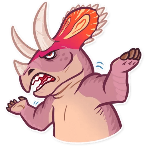 Dinosaurs - Sticker 6